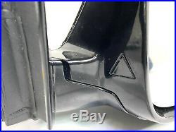 BMW 4 F82 Auto Dimming Folding Blind Spot Right Wing Mirror 2014 OEM RHD 5 PIN