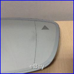 BMW 7 G11 G12 5 G30 G31 MIRROR GLASS AUTO DIM BLIND SPOT HEATED RIGHT Assistant