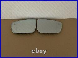 BMW G20 G21 Blind Spot Exterior Wing Mirror Glass Set Außenspiegel Spiegelglas