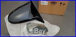 BMW M4 F82 F83 Right Autodimming Folding Blind Spot Wing Mirrors OEM RHD