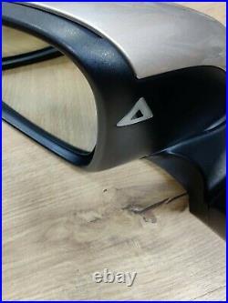 BMW Original F30,31+LCI Door Mirror L+R+sensor blind spot Heater Folding 5 pin