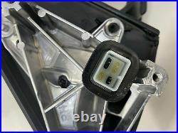 BMW X3 G01 Blind Spot Heated Folding Right Side Wing Mirror 2018 3424267 OEM LHD