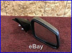 Bmw F02 F01 750i Passenger Door Auto DIM Mirror Camera Blind Spot Gloss 79k Oem