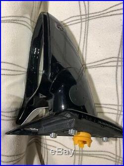 Bmw F82 F83 M4 Mirror Driver Side Electric Folding Blind Spot Camera 5 Pin