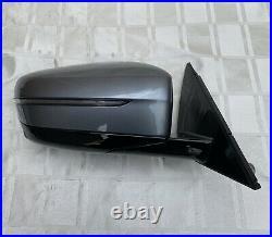 Bmw G30 G31 Wing Mirrors Power Folding Camera Blind Spot Auto Dimming 9 Pin Rhd