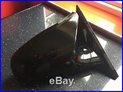 Bmw M4 F82 F83 Wing Mirrors Complete Pair Blind Spot Camera Auto-fold Rhd Oem