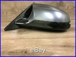 Bmw Oem F80 F82 F83 M3 M4 Front Driver Side Door Mirror Auto Fold DIM 2015-2020