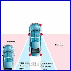 Car Blind Spot Mirror Radar Detection System BSD BSA BSM Microwave Blind Spot Mo