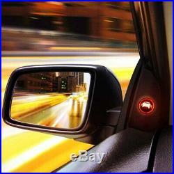 Car Side Mirror Blind Spot Microwave Radar Detection Security System BSD BSA BSM