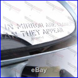 Corvette Original Passengers Side RH Power Sport Mirror 1981-1982