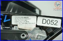 D052 W222 Mercedes 14-20 S Class Front Left Driver Door Mirror W Blind Spot