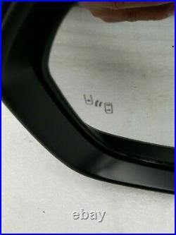 D421 2019 2020 Toyota RAV4 Right RH Signal Blind Spot Alert Mirror OEM BLUE