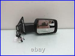 Dodge Ram 1500 Right Door Mirror Power Fold Blind Spot Rh Oem 2019 2020 2021