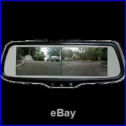 Dodge Ram Tailgate Handle Camera, 7.3 Mirror/Monitor, (2) Blind Spot Cameras