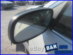 Driver Side View Mirror Power With Blind Spot Alert Fits 10-16 TAURUS 11599458
