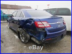 Driver Side View Mirror Power With Blind Spot Alert Fits 10-16 TAURUS 1596137