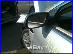 Driver Side View Mirror Power With Blind Spot Alert Fits 10-16 TAURUS 2925998