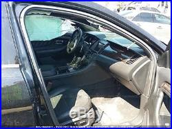 Driver Side View Mirror Power With Blind Spot Alert Fits 10-16 TAURUS 318635