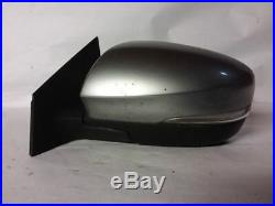 Driver Side View Mirror With Blind Spot Alert Fits 10-12 MAZDA CX-9 1067703