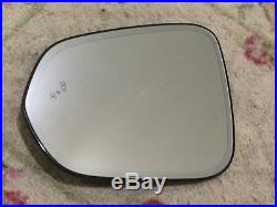 FACTORY OEM 15-19 Lexus NX300 Heated Auto Dim L Side Rear View Mirror Blind Spot