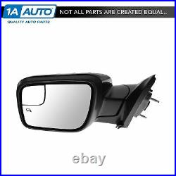 FORD Mirror Power Heated Turn Signal Puddle Light Blind Spot Left for Explorer