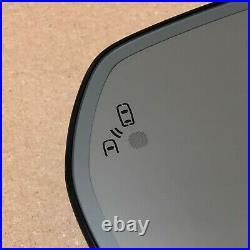 Factory OEM 15-19 Ford Edge LEFT Auto Dim Heated Mirror Glass w Blind Spot Alert