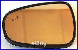 Factory Oem 2014 Lexus Gs350 Gs350f Auto DIM Blind Spot L Side Rear View Mirror