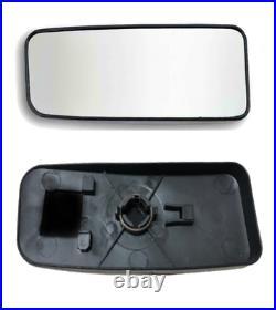 Fits MERCEDES SPRINTER PASSENGER SIDE WING MIRROR GLASS LOWER BLIND SPOT 2006 ON