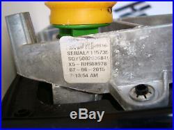 For Bmw X5 F15 Power Folding Wing Mirror Set Camera Blind Spot 9 Pin Oem Rhd