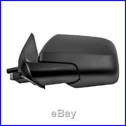 Ford Escape Mercury Mariner Drivers Side Power Mirror with Blind Spot Glass
