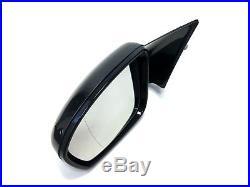 Genuine Bmw F10 M5 F11 Wing Door Mirror Rhd Fold Autodim Camera Blind Spot Left
