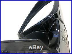 Genuine Bmw F10 M5 F11 Wing Door Mirror Rhd Fold Autodim Camera Blind Spot Right
