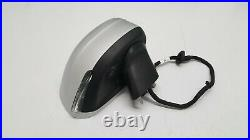 Genuine Used Volvo XC90 2016 On Driver O/S Wing Mirror Camera Blind Spot