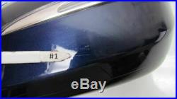 Hyundai Santa Fe Sport Left Door Mirror Blind Spot 87610-4z110 Lh Oem 2017 2018