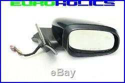 Jaguar X250 XF 10-15 Right Passenger Side View Door Mirror Blind Spot GREEN HHN