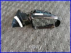 Jaguar Xe Door Wing Mirror Blind Spot Right Side