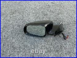 Jaguar Xfr Xf (09-15) Left Driver Door Mirror Blind Spot Oem Complete