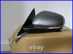 Jaguar Xj Xf Wing Mirror N/s Passenger Side Left Blind Spot