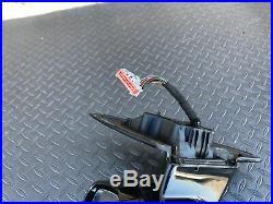 Jaguar Xj Xjl (10-15) Driver Left Door Side View Mirror Blind Spot Oem