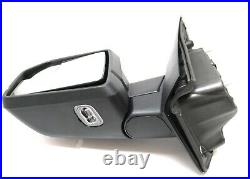 KL5FM6 LH Side Mirror Power Folding Puddle Light Led Magnetic 2015-18 Ford F150