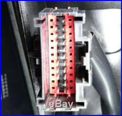 LEFT Mirror Frame Bracket Power-Fold Blind Spot DRIVER LH 15-19 FORD F150 XLT