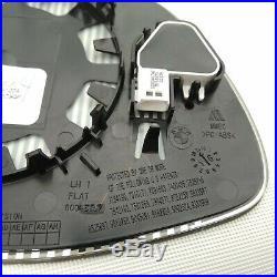 LEFT OEM BMW X3 G01 X4 G02 X5 Auto DIM HEATED MIRROR GLASS BLIND SPOT USA type