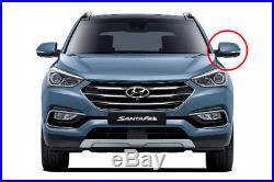 LH Auto Folding Side Mirror B/S IMS Around view camera For 16+ Hyundai Santa Fe