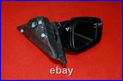 Left Driver Side Door Mirror Camera Blind Spot BMW F02 F01 OEM 750I 740i 760