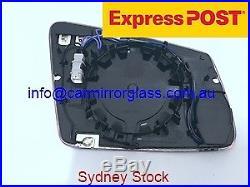 Left Mirror Glass Mercedes B160 B180 B200 B220 B250 W Blind Spot Autodim