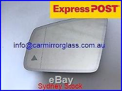 Left Passenger Side Mirror Glass Mercedes B160 B180 B200 B220 B250 W Blind Spot