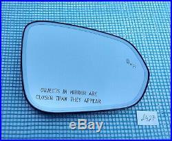 Lexus 2015-2019 Nx 200 300 Rx 350 450 Right Auto DIM Mirror Glass Blind Spot USA