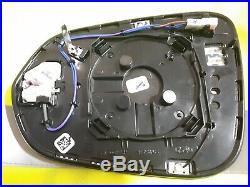Lexus RX350 NX200t NX300 RX450h Autodimming Mirror Glass Blind Spot Alert Right