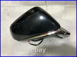 Lexus Rx350 Rx450 Passenger Door Mirror Glass 16-19 No Blind Spot Complete Right