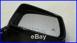 MERCEDES CLS W218 Right Door Mirror A2188100276 Außenspiegel Rechts Blind Spot